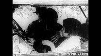 Antique Porn 1915 - A Free Ride Preview