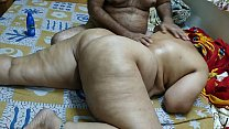 50 YEAR OLD INDIAN  STEP MOM FULL BODY MASSGE BY HER YOUNG 40 YEAR OLD STEP SON