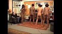 Dancing Black Naked Girls