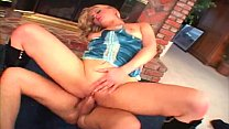 Russian chick likes to get jizzed on her mouth