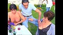 German Swinger Party