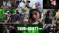 TOUR OF BOOTY - Operation Pussy Run with Soldiers In The Middle East! thumbnail