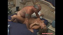 Cuckold Horny C hick Fucked By Old Rich Guy Old Rich Guy