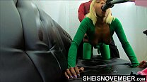 19645 Fauxcest Punished For Stealing Step Dad Money , Machine Throat Fucked And Rough Sex In Her Ebony Pussy Doggystyle , Step Daughter Family Taboo Msnovember For Sheisnovember 4K preview