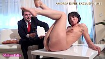 Milf shows her bizarre vagina for Andrea Diprè (short version) Preview