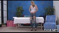 Pleased ending massage tube pornhub video