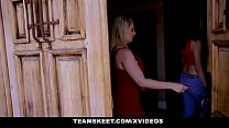 Dyked - Curious Teen Seduced By Hot MILF