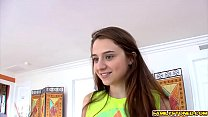 Elektra Rose returns the blowjob favor to her s...