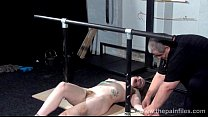 Precious extreme tit tortures and hardcore bdsm of tattooed amateur slaveslut