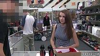 Brunette babe Naomi Alice Wants to pawn - XXX Pawn Thumbnail