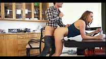 19671 Chanel Preston Fucked In Doggystyle While Making A Phone Call preview