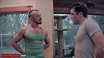 Neighbor Blackmail JESSIE COLTER   LANCE HART foot fetish footjob preview image