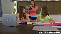 RealityKings - Moms Lick Teens - Yoga Fucked