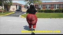 SSBBW Booty Walking pornhub video