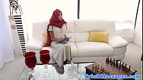 Muslim babe massaged before doggystyle Thumbnail
