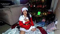All s wants for Christmas is Mrs. Claus HD. BJ,Tit fuck,POV fucking,doggy styl - 9Club.Top