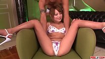 Cocoa Ayane severe sex scenes on a double pair of dicks - More at Pissjp.com