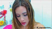 Zaira, Latina Webcam Model Shows No Pain 2