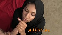 Milf Seduces and Fucks Young Guy - MilfddMe صورة