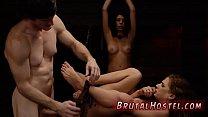 Nerd bondage xxx Two youthfull sluts, Sydney Cole and Olivia Lua, our