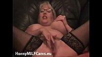 busty milf squirting on cam  - hornymilfcams.eu thumb