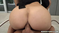 Perfect ass Henna Ssy drilled in