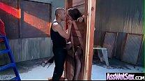 Hardcore Anal Sex With Big Butt Oiled Up Sluty Girl (Abella Danger) video-01 صورة