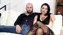 CASTING ALLA ITALIANA - Sesso violento per l'italiana Lady Muffin e un cazzone preview image