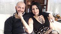 CASTING ALLA ITALIANA - Sesso violento per l'italiana Lady Muffin e un cazzone image