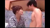 45yr Old Japanese Stepmom And Her Son Fuck