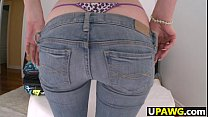 White Girl Jillian Janson With An Amazing Ass Image