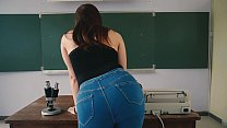 JOI ROLEPLAY - Hot teacher gives you jerk off instructions. - 69VClub.Com