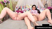 Angelina Castro & Marcy Diamond Got Big Butts &