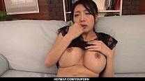 Hardcore home romance for busty Miho Ichiki » 7labios com thumbnail