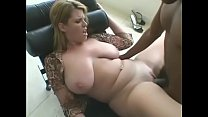 Thick Stepmom Gets Her Married Bald Pussy Destr...