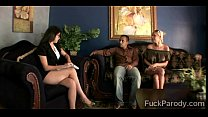 Blonde hottie convinces her man to go therapy with her2015-3min-render-4