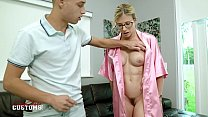 Cory Chase in Controlling my Mom to make love t...