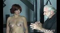 Extreme servitude with hot mom and juvenile daughter pornhub video