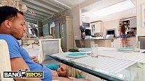 BANGBROS - Riley Reid Shares Boyfriend's Big Black Dick With Step Mom Cherie Deville