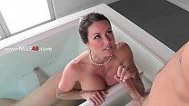 2-Luxury threesome deepfucking with MILF in the bathroom-2015-07-29-09-18-045