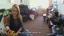 Dirty Flix - Fucking job interview Chloe Blue preview image