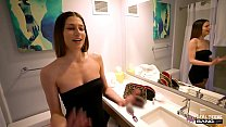 Real Teens - New Amateur Teen Banged During Casting thumbnail