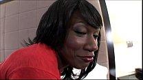 Hot Ebony Teen takes Big Facial in Black Amateur Sex Video Thumbnail
