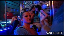 Soaking wet group oral-sex - Download mp4 XXX porn videos