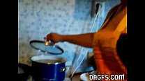 Great couple have wicked sex in the kitchen - download porn videos