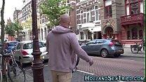 Dutch prossie e aten out