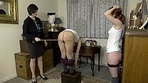 Headmistress spanking thumbnail