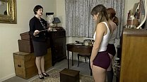 Headmistress Spanking