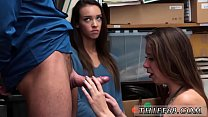 lovely big nipples - Police uniform masturbation Both suspects are undress searched and thumbnail