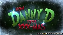 Brazzers - Pornstars Like it Big - (Jasmine Jae) - How Danny D Stole XXXMas